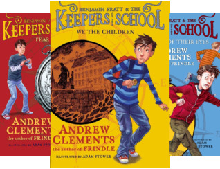 Benjamin Pratt and the Keepers of the School (5 Book Series)
