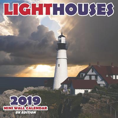Lighthouses 2019 Mini Wall Calendar