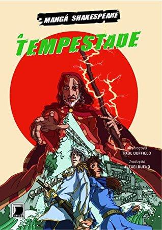 A Tempestade. Mangá Shakespeare (Em Portuguese do Brasil)