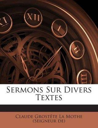 Sermons Sur Divers Textes