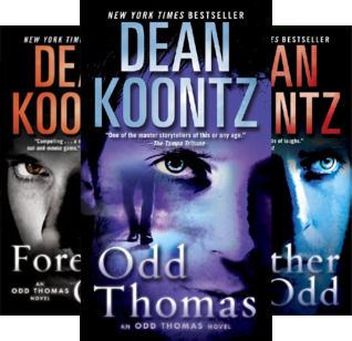 Odd Thomas: 7 Book Series (Odd Thomas, #1-7)