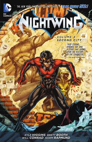 Nightwing, Volume 4: Second City
