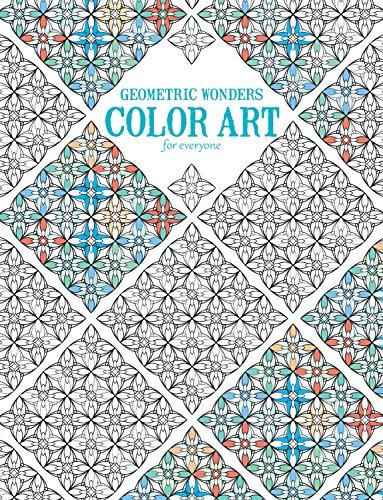 Geometric Patterns Color Art for Everyone