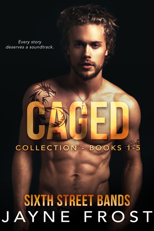 Caged-Collection-Sixth-Street-Bands-Books-1-5-by-Jayne-Frost