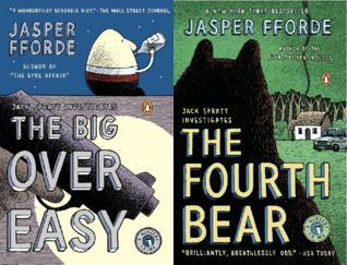 Nursery Crime (2 Book Series)