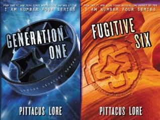 Lorien Legacies Reborn (2 Book Series)