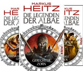 Die Legenden der Albae (Reihe in 4 Bänden)