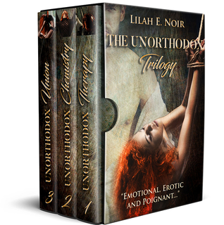 The Unorthodox Trilogy Boxed Set: Three Full-Length Novels (A Love Story of Domination and Submission)