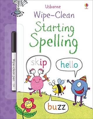 WIPE-CLEAN/WIPE-CLEAN STARTING SPELLING