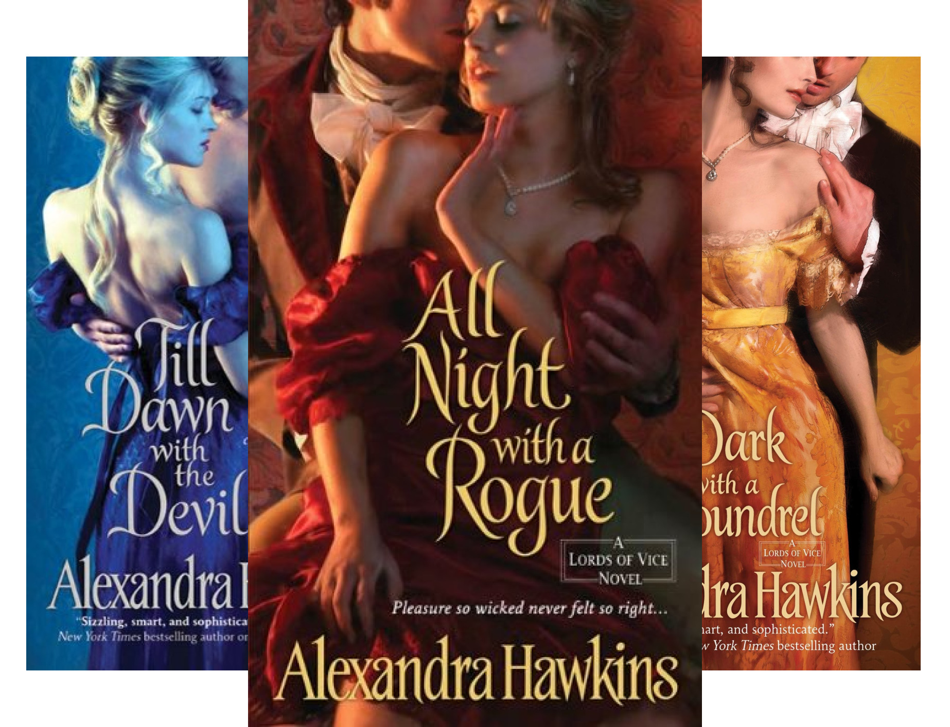 Lords of Vice (7 Book Series)