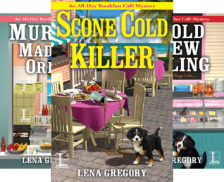 All-Day Breakfast Cafe Mystery (3 Book Series)