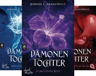 Die Dämonentochter-Reihe (Reihe in 5 Bänden)