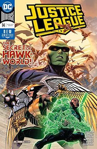 Justice League (2018-) #14
