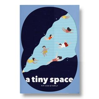 a tiny space