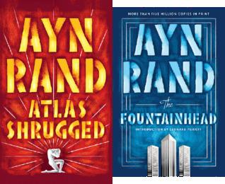Ayn Rand Box Set (2 Book Series)