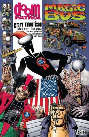 Doom Patrol, Vol. 5: Magic Bus