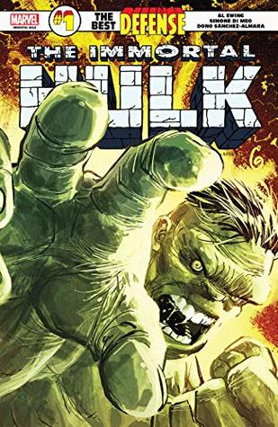 Immortal Hulk: The Best Defense (2018) #1