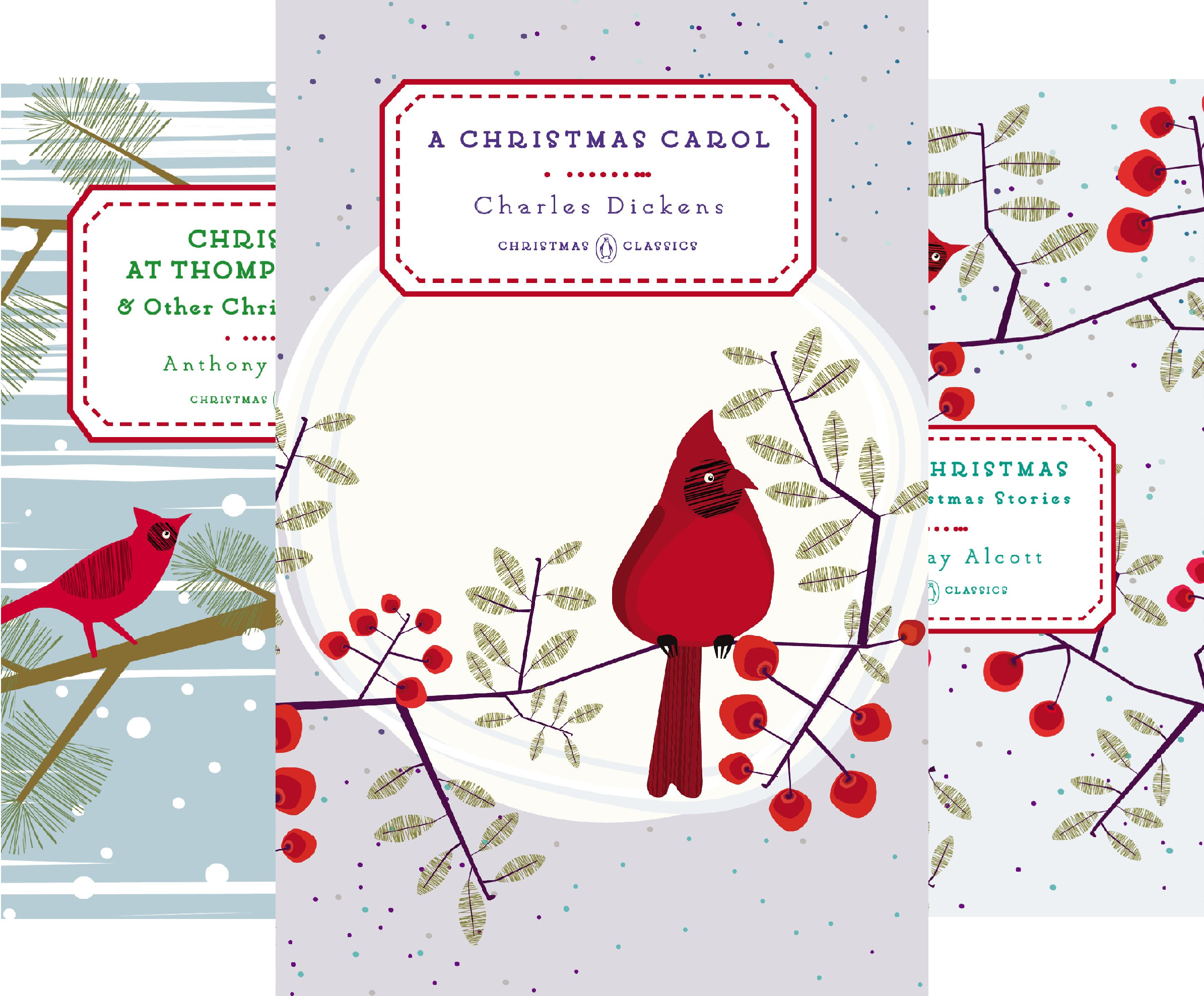Penguin Christmas Classics (5 Book Series)