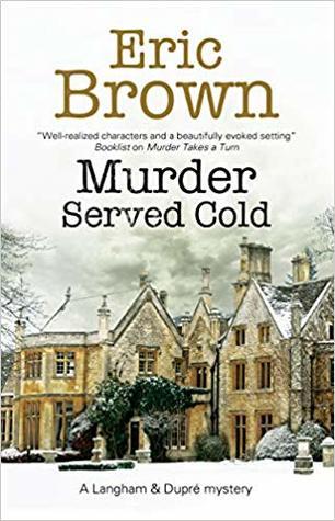 Murder Served Cold (Langham & Dupré Mystery, #6)