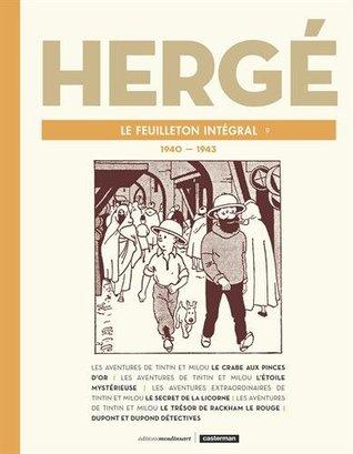 Hergé, le feuilleton intégral : Volume 9, 1940-1943