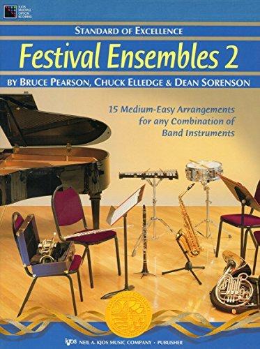 W29PA - Standard of Excellence - Festival Ensembles 2 - Piano Accompaniment