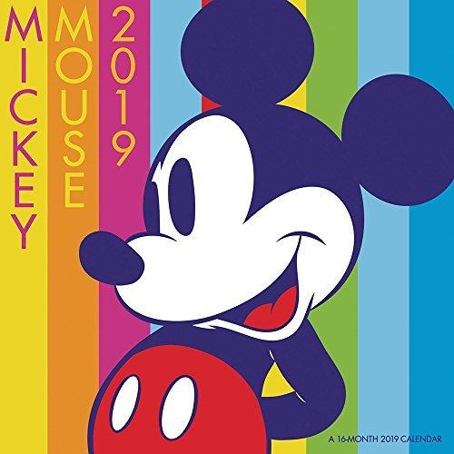 Mickey Mouse Mini Wall Calendar (2019)