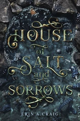 Image result for a house of salt and sorrows