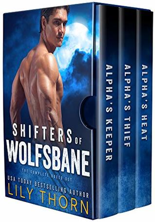 Shifters of Wolfsbane (The Complete Boxed Set)