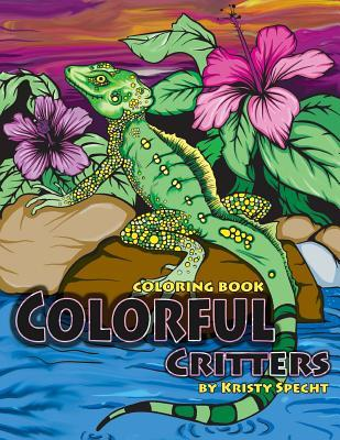 Colorful Critters: Coloring Book