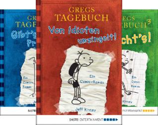 Gregs Tagebuch (Reihe in 13 Bänden)