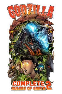 Godzilla: Complete Rulers of Earth Volume 2