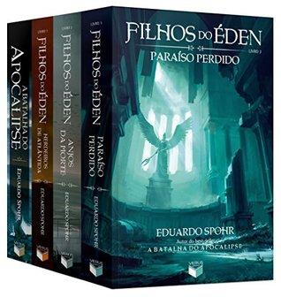 Kit Filhos do Éden + A Batalha do Apocalipse - 4 Volumes