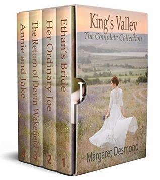 King's Valley - The Complete Collection: Clean, Heartwarming, Small-Town Romance