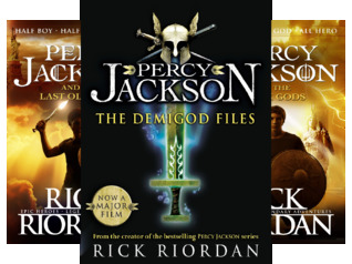 Percy Jackson Bundle (8 Book Series)