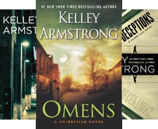 A Cainsville Novel (3 Book Series)