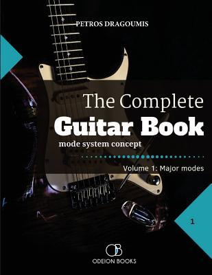 the complete guitar book by petros dragoumis