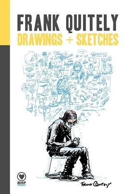 Frank Quitely: Drawings + Sketches
