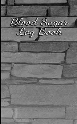 blood sugar log book blank logbook for 270 days by signature logbooks