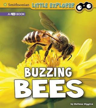 Buzzing Bees: A 4D Book