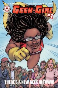 Geek-Girl Vol 2 #1