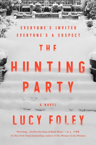 The Hunting Party is a thriller set in the Scottish Highlands