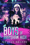 Boys of Brayshaw High (Brayshaw, #1)
