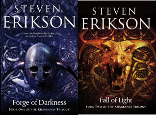 The Kharkanas Trilogy (2 Book Series)