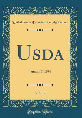 Usda, Vol. 35: January 7, 1976