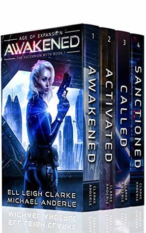 The Ascension Myth Boxed Set: Awakened, Activated, Called, Sanctioned