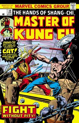 Master of Kung Fu Epic Collection Vol. 2: Fight Without Pity