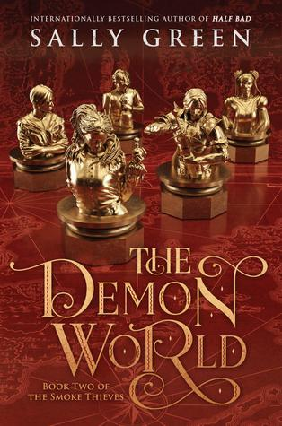 Image result for the demon world sally green