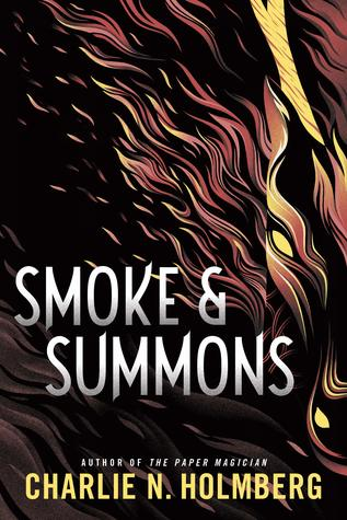 Smoke and Summons (The Numina Series #1)