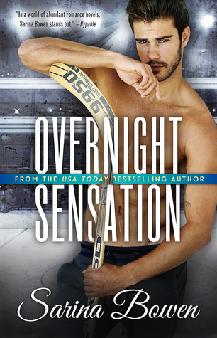 Overnight Sensation (Brooklyn Bruisers #5)
