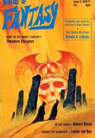 Worlds of Fantasy #3, Winter 1970-71